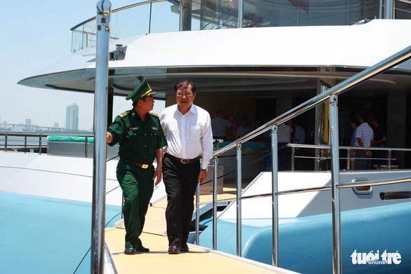 Đà Nẵng xây đề án phát triển kinh tế du thuyền với sự tư vấn của tỉ phú Anh - Ảnh 1.