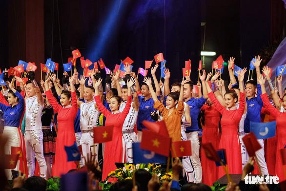 Chiến thắng của đoàn thể thao Việt Nam là chiến thắng của tuổi trẻ Việt Nam - Ảnh 1.