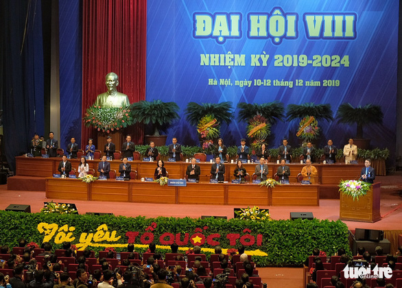 Phiên trọng thể Đại hội Hội LHTN Việt Nam lần VIII - Ảnh 5.