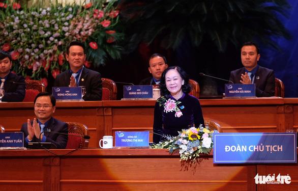 Phiên trọng thể Đại hội Hội LHTN Việt Nam lần VIII - Ảnh 3.