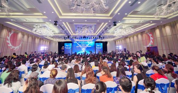 Hơn 2.000 khách hàng quy tụ tại đại tiệc thẩm mỹ của Bệnh viện JW - Ảnh 1.