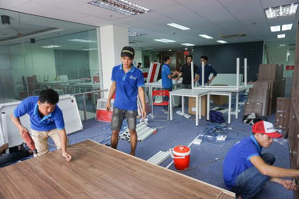 Dịch vụ chuyển văn phòng chuyên nghiệp tại TPHCM của Phú Mỹ Express - Ảnh 1.