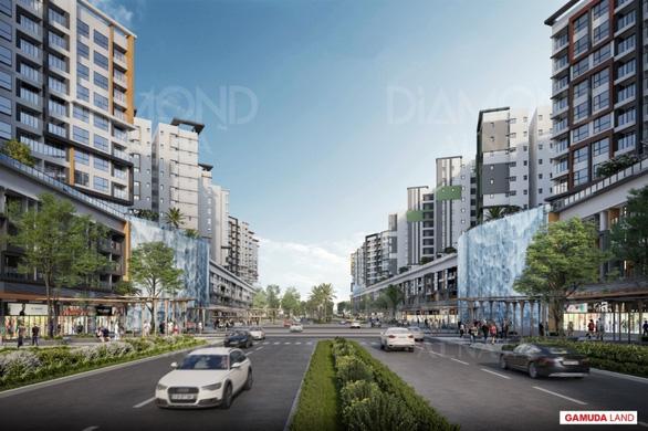 Khám phá Orchard Road Singapore thu nhỏ tại khu Tây TP.HCM - Ảnh 1.