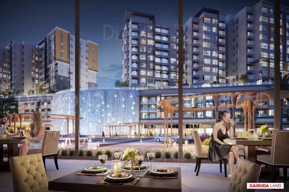 Khám phá Orchard Road Singapore thu nhỏ tại khu Tây TP.HCM - Ảnh 2.