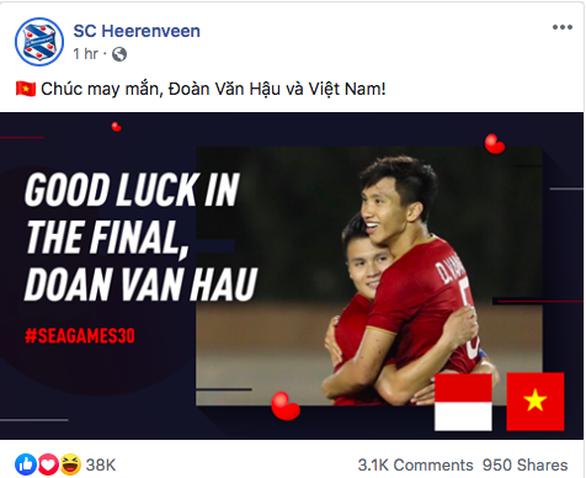 Mạng xã hội vỡ oà niềm vui chiến thắng: Việt Nam vô địch! - Ảnh 5.