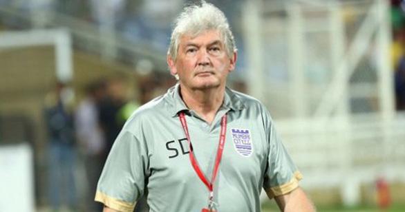 HLV Steve Darby: U22 Việt Nam sẽ thắng dễ nếu ghi bàn trước - Ảnh 1.