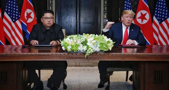 Cánh tay phải ông Kim Jong Un: Trump là ông già phù phiếm, đáng thương - Ảnh 1.