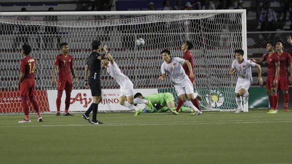 Thua Việt Nam 0-3 là thất bại nặng nhất của Indonesia ở chung kết SEA Games - Ảnh 1.