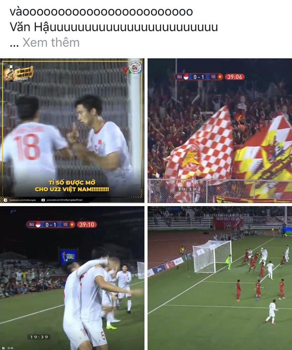 Mạng xã hội vỡ oà niềm vui chiến thắng: Việt Nam vô địch! - Ảnh 2.
