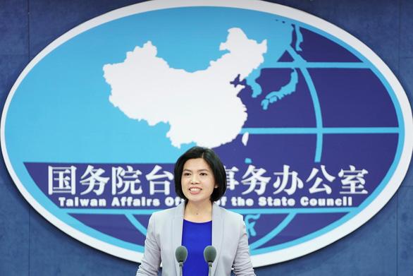 Trung Quốc phản đối dự luật chống xâm nhập của Đài Loan - Ảnh 1.