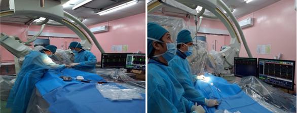 10 ca cấp cứu ấn tượng của ngành y tế TP.HCM năm 2019 - Ảnh 4.