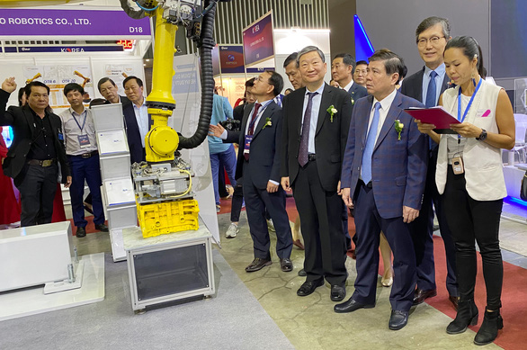Hàn Quốc đã đầu tư vào Việt Nam 66,6 tỉ USD - Ảnh 1.