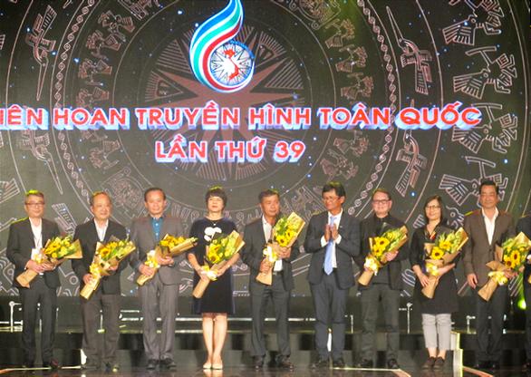 Liên hoan truyền hình toàn quốc lần thứ 39 có nhiều giám khảo trẻ - Ảnh 1.