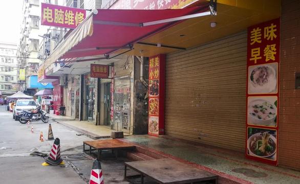 Samsung đóng cửa nhà máy, thành phố Trung Quốc như thành phố ma - Ảnh 1.