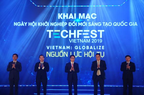 Ngày hội Khởi nghiệp đổi mới sáng tạo quốc gia - Techfest Việt Nam 2019 - Ảnh 1.