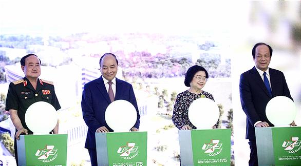 Thủ tướng dự khánh thành Viện Chấn thương chỉnh hình 500 giường - Ảnh 2.
