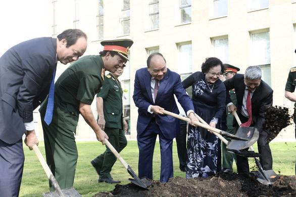 Thủ tướng dự khánh thành Viện Chấn thương chỉnh hình 500 giường - Ảnh 3.
