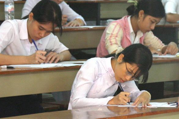Bộ GD-ĐT yêu cầu thanh tra thi học sinh giỏi quốc gia 2019-2020 - Ảnh 1.