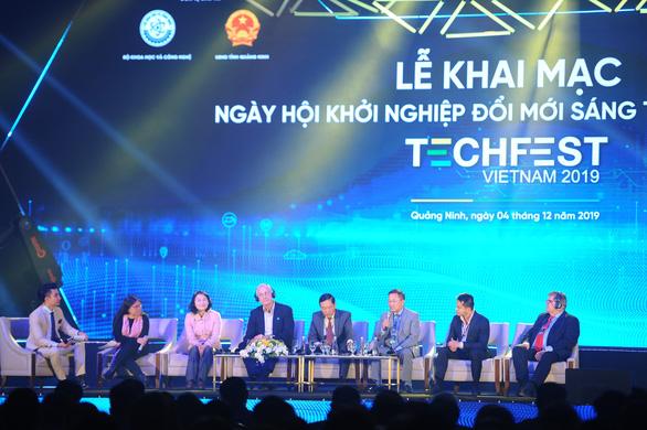 Ngày hội Khởi nghiệp đổi mới sáng tạo quốc gia - Techfest Việt Nam 2019 - Ảnh 2.