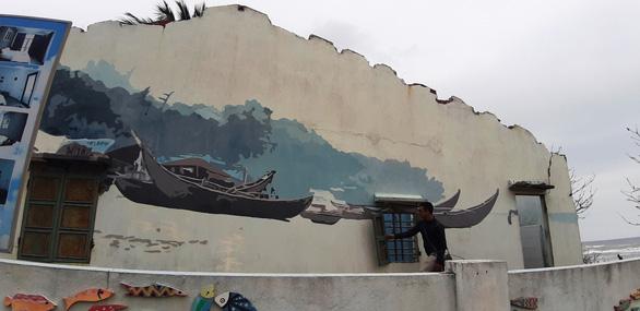 Đập bỏ, xây mới ở làng bích họa Tam Thanh - Ảnh 7.