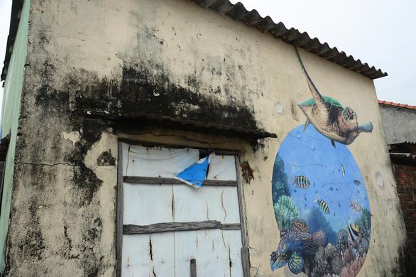 Đập bỏ, xây mới ở làng bích họa Tam Thanh - Ảnh 6.