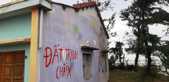 Đập bỏ, xây mới ở làng bích họa Tam Thanh - Ảnh 4.