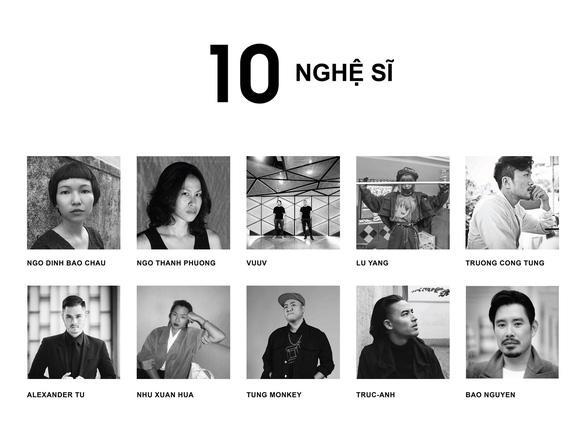 Việt Tú làm tổng đạo diễn triển lãm 20 năm của Nguyễn Công Trí - Ảnh 4.