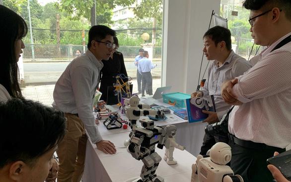 Trung tâm ươm tạo doanh nghiệp đổi mới sáng tạo đầu tiên tại Việt Nam đi vào hoạt động - Ảnh 1.