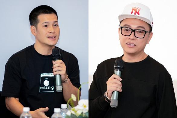 Việt Tú làm tổng đạo diễn triển lãm 20 năm của Nguyễn Công Trí - Ảnh 1.