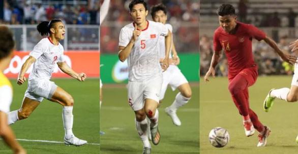 U22 Việt Nam có 4 cầu thủ vào đội hình tiêu biểu ở SEA Games 30 - Ảnh 3.