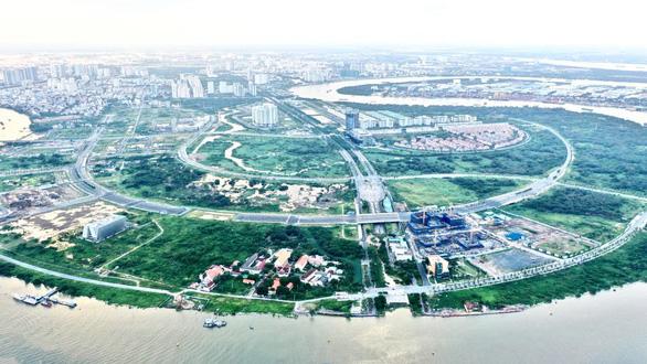Năm 2020, sẽ kiểm toán các dự án BT thuộc Khu đô thị Thủ Thiêm - Ảnh 1.