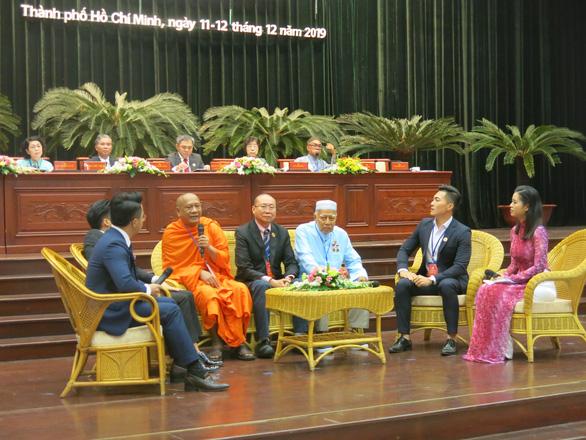 Gần 300 đại biểu dự Đại hội đại biểu các dân tộc thiểu số TP.HCM - Ảnh 1.