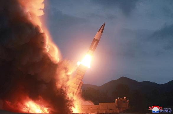 Triều Tiên tuyên bố Mỹ không có gì để đưa lên bàn đàm phán hạt nhân - Ảnh 1.