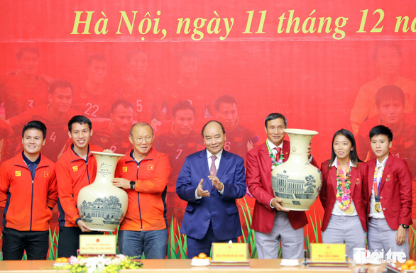 Hun đúc tinh thần Việt Nam: Chiến thắng truyền cảm hứng  xây dựng đất nước - Ảnh 1.