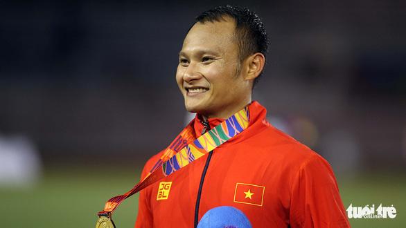 Trọng Hoàng: Trước trận chung kết, thầy Park cũng rất hồi hộp - Ảnh 1.