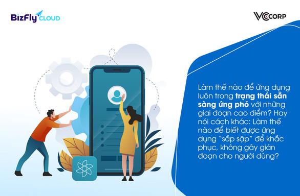 Đáp ứng nhu cầu hạ tầng công nghệ cao trong lĩnh vực mobile app - Ảnh 2.