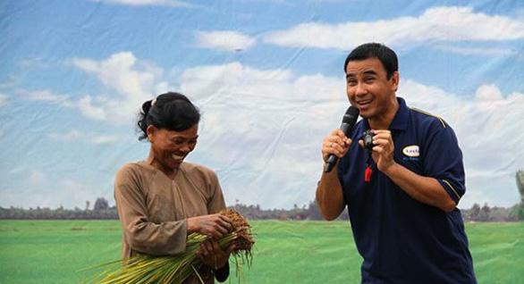 Quyền Linh: Cảm ơn những vận động viên gốc nông dân, cảm ơn ý chí Việt Nam - Ảnh 1.
