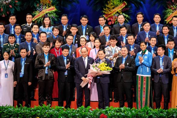 Quang Hải, HHen Niê là ủy viên Trung ương Hội Liên hiệp thanh niên Việt Nam khóa VIII - Ảnh 1.