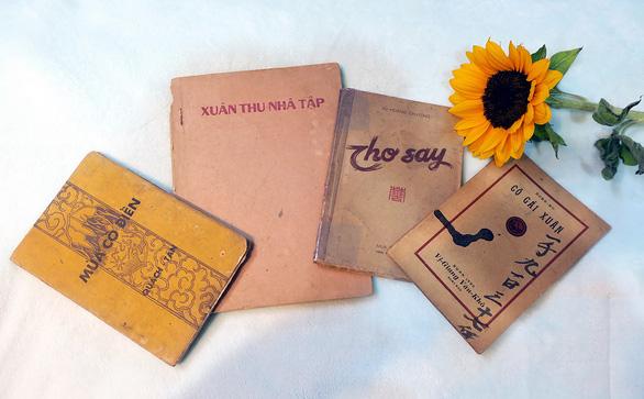 Nàng thơ thuở ấy - cuộc hẹn của giới yêu thơ nhạc Sài Gòn - Ảnh 1.