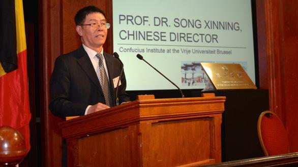 Đóng cửa Viện Khổng Tử vì nghi lãnh đạo viện làm gián điệp cho Trung Quốc - Ảnh 1.