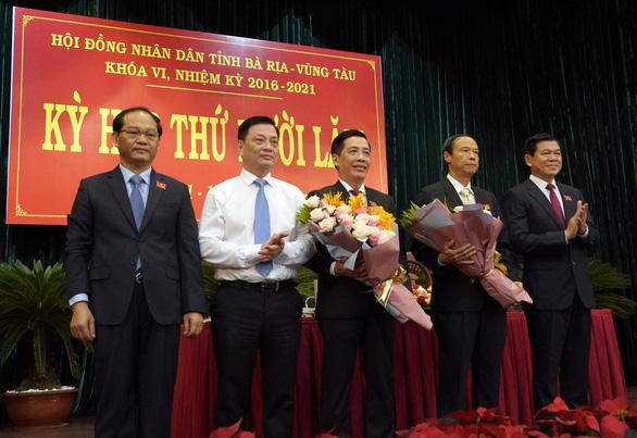 Ông Nguyễn Văn Thọ giữ chức chủ tịch UBND tỉnh Bà Rịa - Vũng Tàu - Ảnh 3.