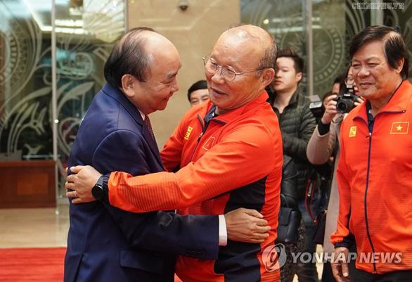 Yonhap phỏng vấn độc quyền, ông Park lộ kế hoạch cho bóng đá Việt - Ảnh 1.