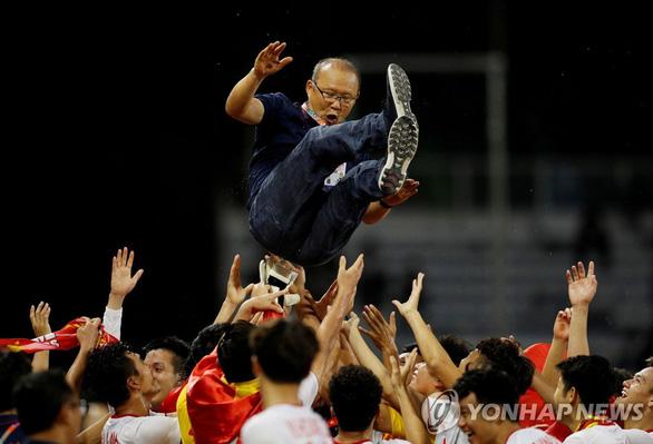 Yonhap phỏng vấn độc quyền, ông Park lộ kế hoạch cho bóng đá Việt - Ảnh 3.