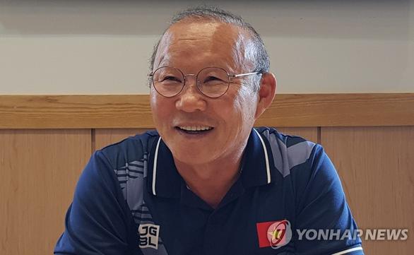 Yonhap phỏng vấn độc quyền, ông Park lộ kế hoạch cho bóng đá Việt - Ảnh 2.