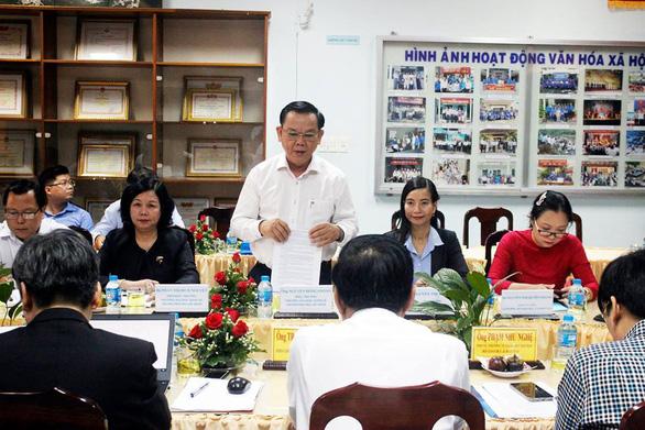 Trường ĐH Kinh tế TP.HCM mở phân hiệu tại Vĩnh Long - Ảnh 1.