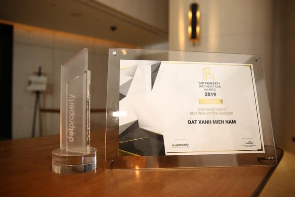 Đất Xanh Miền Nam đoạt giải Best Real Estate Agencies Southeast Asia 2019 - Ảnh 2.