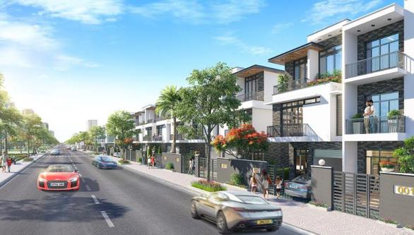 Đông Tăng Long - An Lộc: dự án nhà phố đáng chú ý - Ảnh 1.