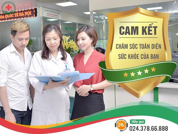 Phòng khám Đa khoa Quốc tế Hà Nội chú trọng đầu tư trang thiết bị - Ảnh 1.