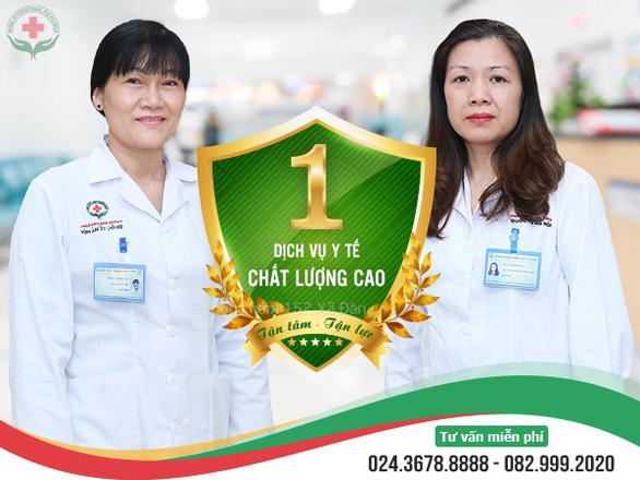 Phòng khám Đa khoa Quốc tế Hà Nội chú trọng đầu tư trang thiết bị - Ảnh 2.