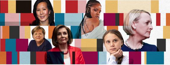 Thủ tướng Đức là người phụ nữ quyền lực nhất năm 2019 - Ảnh 1.